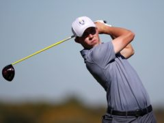 Matt Fitzpatrick will make his second Ryder Cup appearance at Whistling Straits (Peter Byrne/PA)
