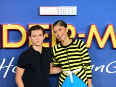 Tom Holland wished Spider-Man co-star – and rumoured partner – Zendaya a happy birthday (Ian West/PA)