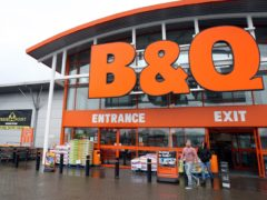 B&Q owner Kingfisher has upped its full-year sales and earnings outlook after first-half profits jumped amid a pandemic-driven DIY boom.