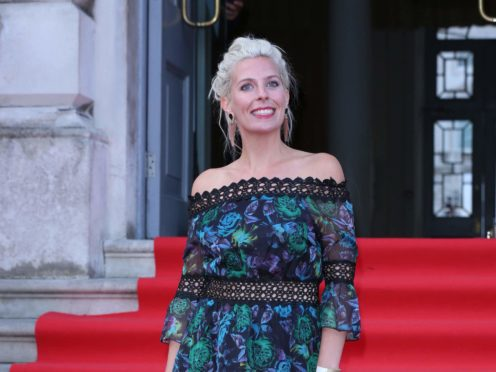 Sara Pascoe will be joining Sewing Bee as new host (Isabel Infantes/PA)