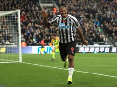 Everton manager Rafael Benitez is confident new signing Salomon Rondon can provide competition for his existing forwards (Owen Humphreys/PA)