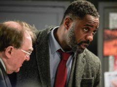 Idris Elba as John Luther (BBC/PA)