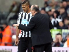 New Everton striker Salomon Rondon credits manager Rafael Benitez with changing his approach to football (Richard Sellers/PA)