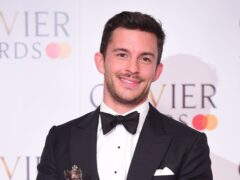 Jonathan Bailey stars in Bridgerton (PA)