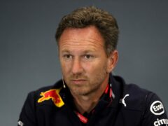 Red Bull team principal Christian Horner claims Lewis Hamilton is playing mind games in his title battle with Max Verstappen (David Davies/PA Images).