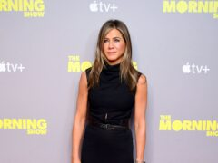 Jennifer Aniston said she is ready to find love again (Ian West/PA)