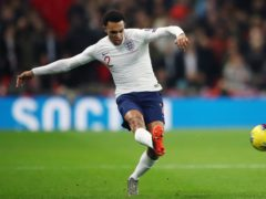 Trent Alexander-Arnold admits his performances for England have been mediocre (Nick Potts/PA)
