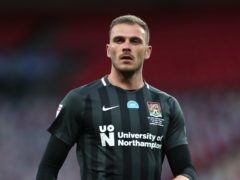Harry Smith scored both Orient goals (PA)