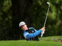 Brendan Lawlor is pushing for golf to be included in the Paralympics (David Davies/PA)
