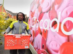 Ocado is to spend up to £5m extra on HGV drivers (Doug Peters/PA)