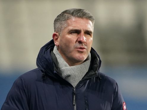 Plymouth manager Ryan Lowe is refusing to get carried away after the win over Sheffield Wednesday (Zac Goodwin/PA)
