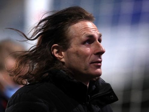 Gareth Ainsworth felt Wycombe could have scored more goals against Charlton (Adam Davy/PA)