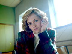 Kristen Stewart as Princess Diana (STX)