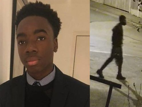 Richard Okorogheye, who had sickle cell disease, was last seen leaving his home in Ladbroke Grove, west London, on the evening of March 22 (Metropolitan Police/PA)