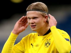 Erling Haaland could still move to Old Trafford (Nick Potts/PA)