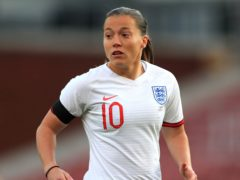 Chelsea and England forward Fran Kirby faced a long rehabilitation after being diagnosed with pericarditis (Mike Egerton/PA)