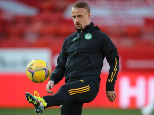 Leigh Griffiths has apologised (Jane Barlow/PA)