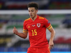 Ethan Ampadu says Wales must find a ruthless scoring touch in front of goal (Nick Potts/PA)