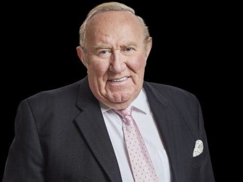 Andrew Neil has said he will not appear on GB News ever again after accusing the channel of leaking 'smears' to a newspaper (Alex Chailan/GB News/PA)