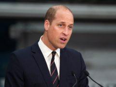 The Duke of Cambridge (Andrew Milligan/PA)