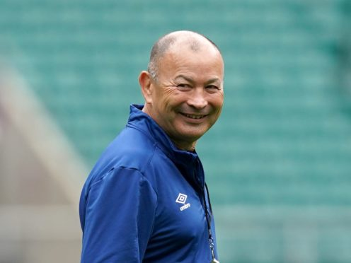 Eddie Jones believes referees need to be treated with respect (Steve Parsons/PA)