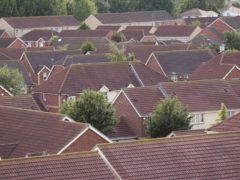 Home sales bounced back in August to be around a third higher than in July, according to HM Revenue and Customs figures (Yui Mok/PA)