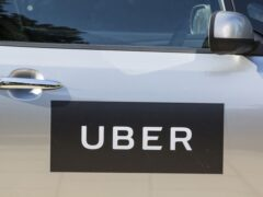 Uber drivers are to go on strike (Laura Dale/PA)
