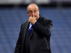 Everton manager Rafael Benitez admits he did not expect financial restrictions to affect his summer transfer business as much as it did (Anthony Devlin/PA)