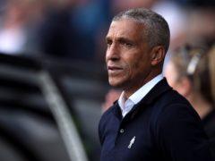 Chris Hughton and Nottingham Forest are struggling (Bradley Collyer/PA)