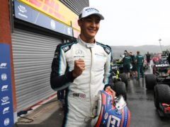 George Russell has signed a long-term contract with Mercedes (John Thys/AP)