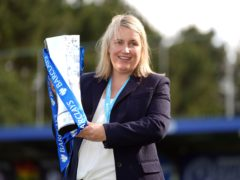 Chelsea manager Emma Hayes has her sights set on another Women's Super League title (John Walton/PA)