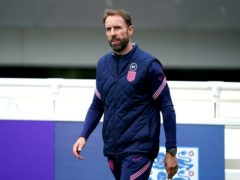 Gareth Southgate will take his England side to face Hungary in Budapest on Thursday (Mike Egerton/PA)