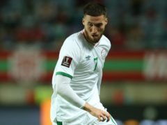 Matt Doherty is confident the Republic of Ireland World Cup hopes are not over (Isabel Infantes/PA)