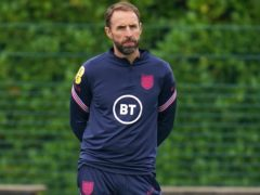 England boss Gareth Southgate is gearing up for Sunday's match with Andorra (Nick Potts/PA).
