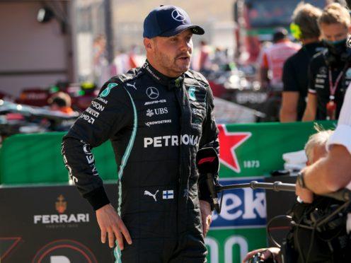 Valtteri Bottas is heading to Alfa Romeo (Francisco Seco, Pool/AP)