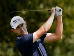 Patrick Cantlay edged out Jon Rahm on Sunday to win the Tour Championship (Brynn Anderson/AP)