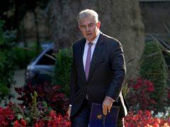 Northern Ireland Secretary Brandon Lewis. (Stefan Rousseau/PA)