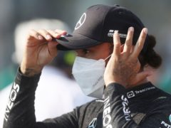 Lewis Hamilton fears Max Verstappen will dominate the Italian Grand Prix (Lars Baron/AP)