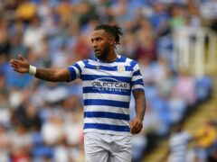 Liam Moore is a doubt for Reading (Simon Galloway/PA)