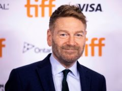 Director Kenneth Branagh, whose film Belfast won the People's Choice award at the Toronto International Film Festival (Chris Young/The Canadian Press/AP)