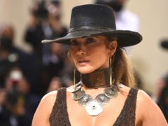 Jennifer Lopez was among the stars attending the Met Gala (Evan Agostini/Invision/AP)