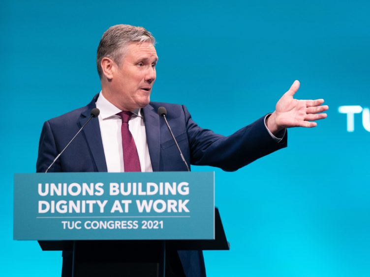 Sir Keir Starmer wants to change the way Labour's leaders are selected (Stefan Rousseau/PA)