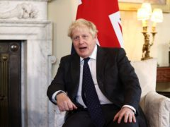 Prime Minister Boris Johnson will chair a first meeting of his new-look Cabinet (Hannah McKay/PA)