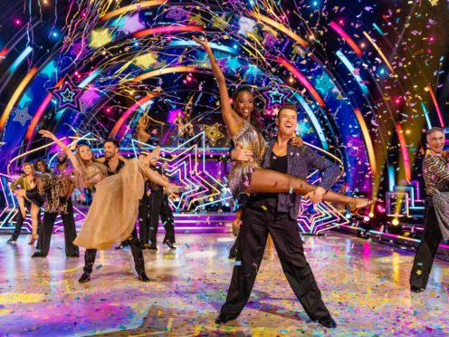 The Strictly Come Dancing launch show (Guy Levy/PA)