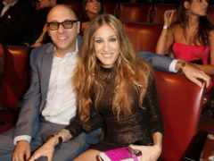 Sarah Jessica Parker said she is 'not ready' to share a tribute to her Sex And The City co-star Willie Garson (AP Photo/Matt Sayles, File)
