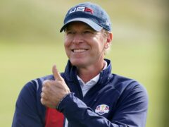US captain Steve Stricker is under pressure to lead his side to victory in the 43rd Ryder Cup (Charlie Neibergall/AP)