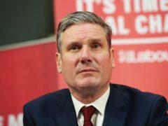 Labour Party leader Sir Keir Starmer (Jonathan Brady/PA)