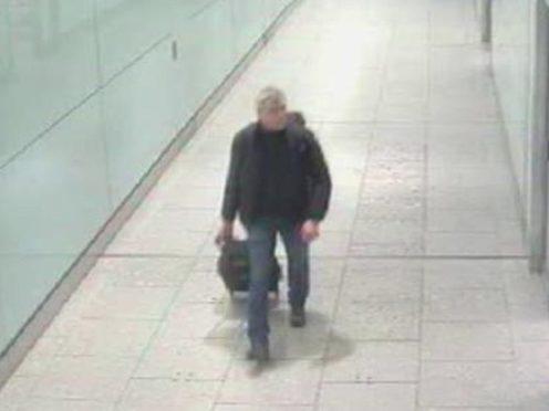 Denis Sergeev, who used the alias Sergey Fedotov while in the UK (Metropolitan Police/PA)