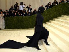 Kim Kardashian attends the Metropolitan Museum of Art's Costume Institute benefit gala (Evan Agostini/Invision/AP)