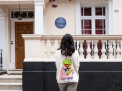 Jim Henson's London home (English Heritage)